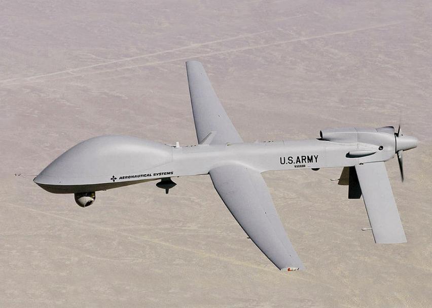Asesinatos con drones y Derecho internacional